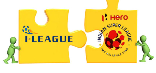 I-league merge ISL