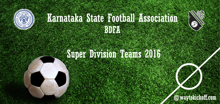 super division teams 2016