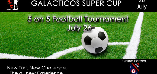 Galacticos Futsal Tournament 26th july_on site