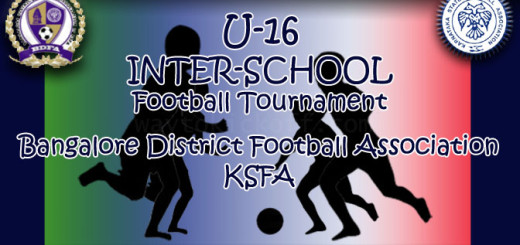 U-16 InterSchool Tourney