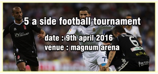5asidetourney_9th april