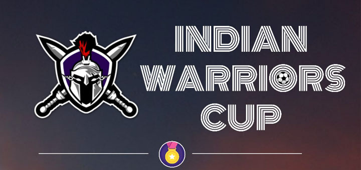 indian warriors cup_16 sept